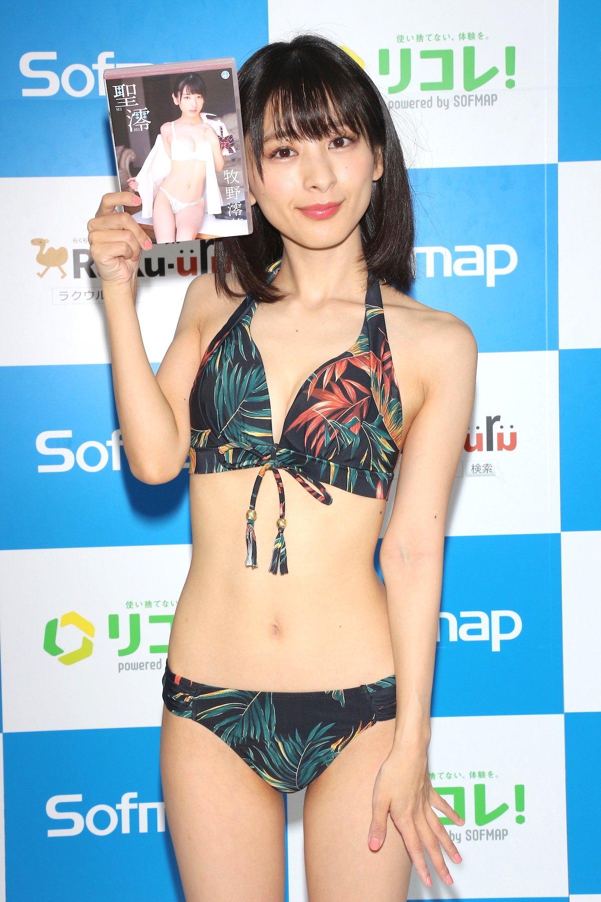 牧野澪菜「144cmのセクシーボディ」スクール水着でやらかしちゃった【画像61枚】の画像047