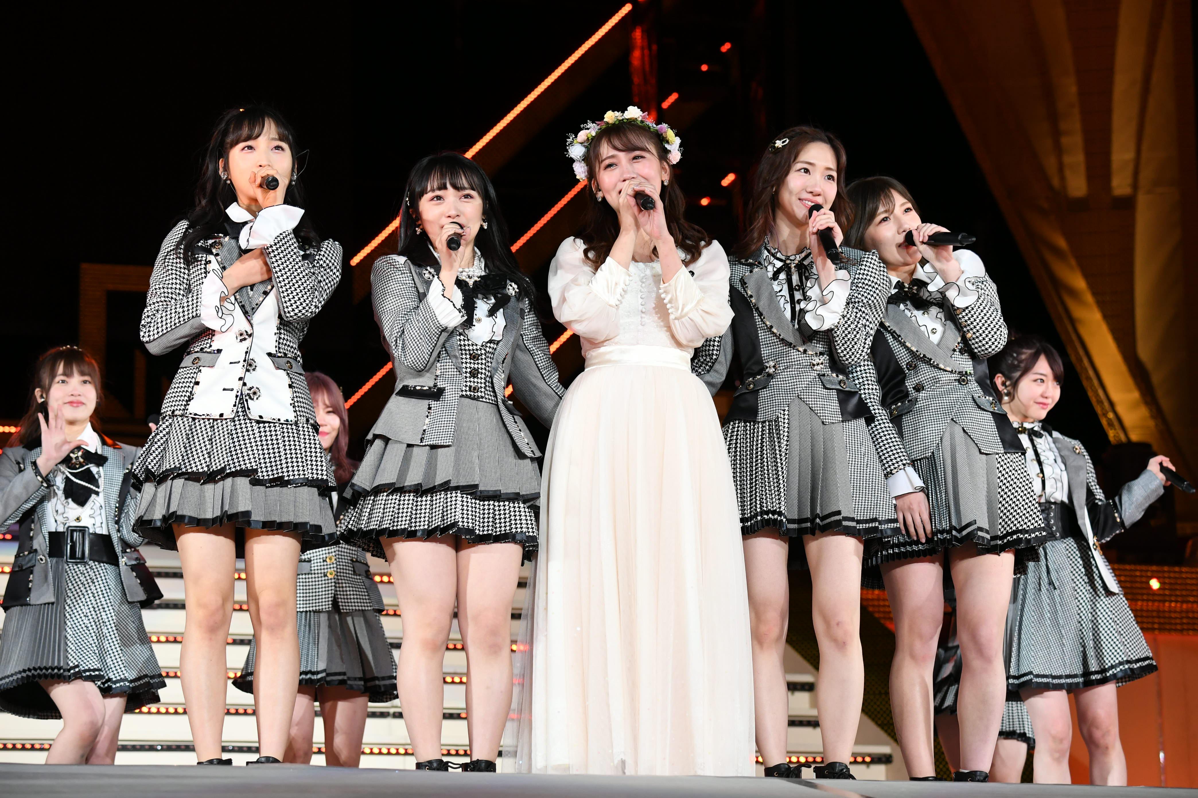 AKB48小嶋真子「笑顔で卒業」AKB48フェスのトリを飾る【写真19枚】の画像001