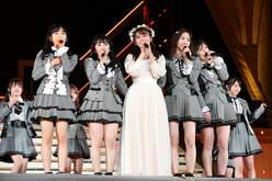 AKB48小嶋真子「笑顔で卒業」AKB48フェスのトリを飾る【写真19枚】の画像
