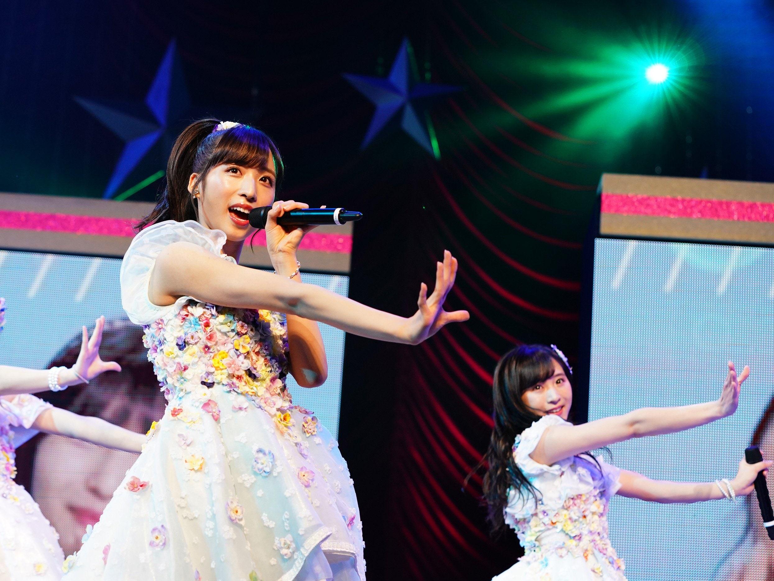 AKB48メンバーが浴衣で登場!4年ぶりのツアーがスタート【写真8枚】の画像003