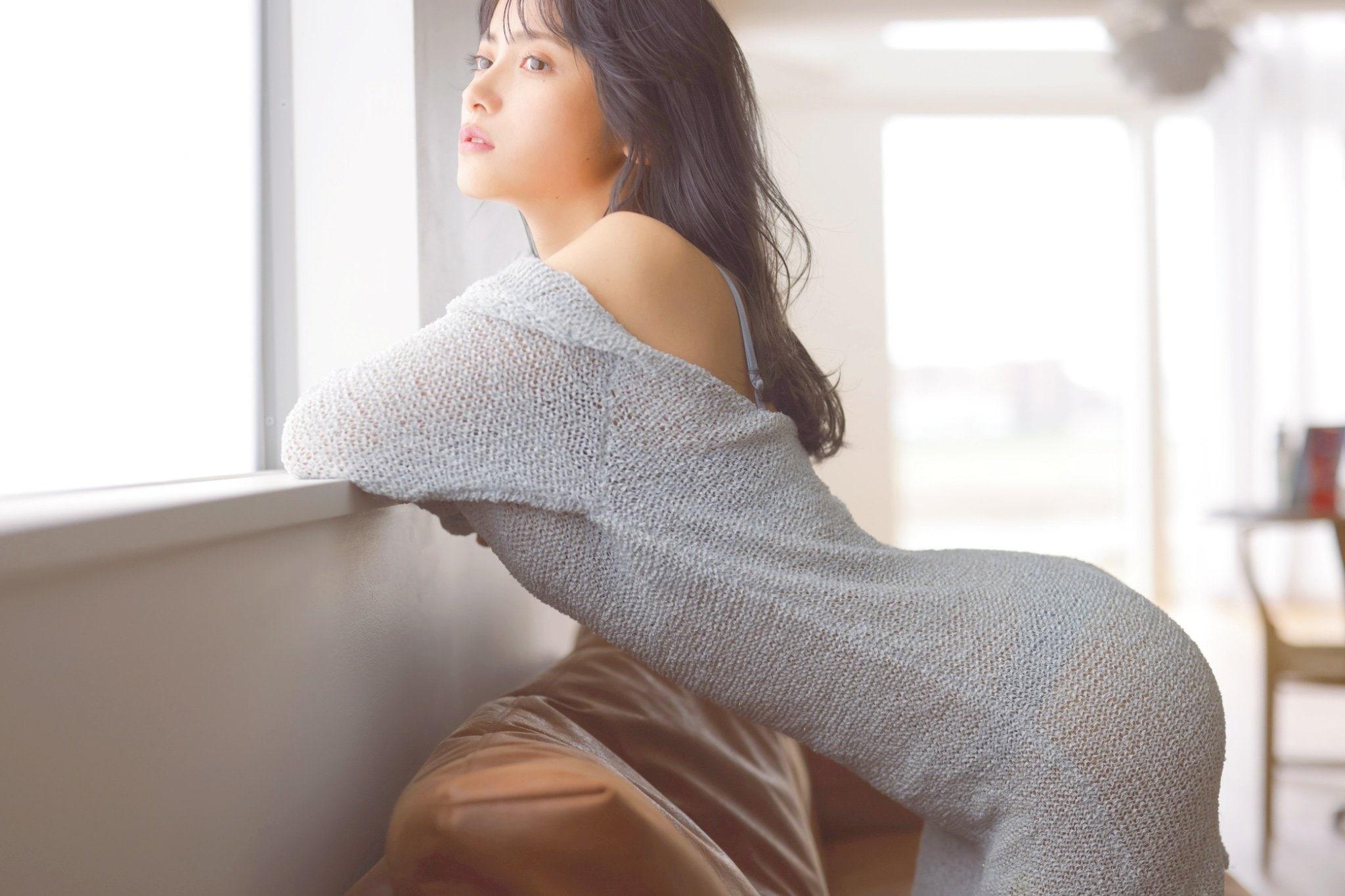 桃月なしこ「大人セクシー」『FRIDAY』グラビアのアザーカット公開!【画像6枚】の画像002
