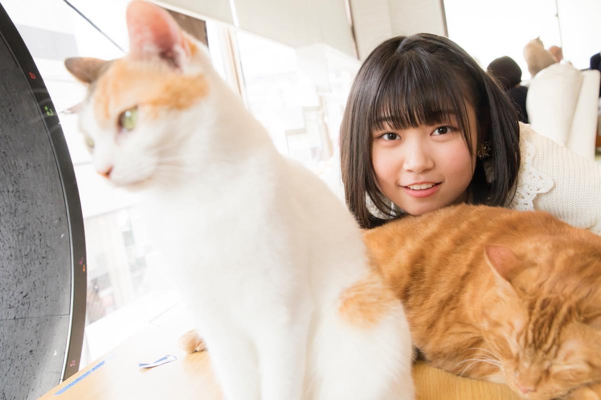 小澤愛実「猫に愛されることはできるのか」【写真48枚】【連載】ラストアイドルのすっぴん!vol.19の画像041