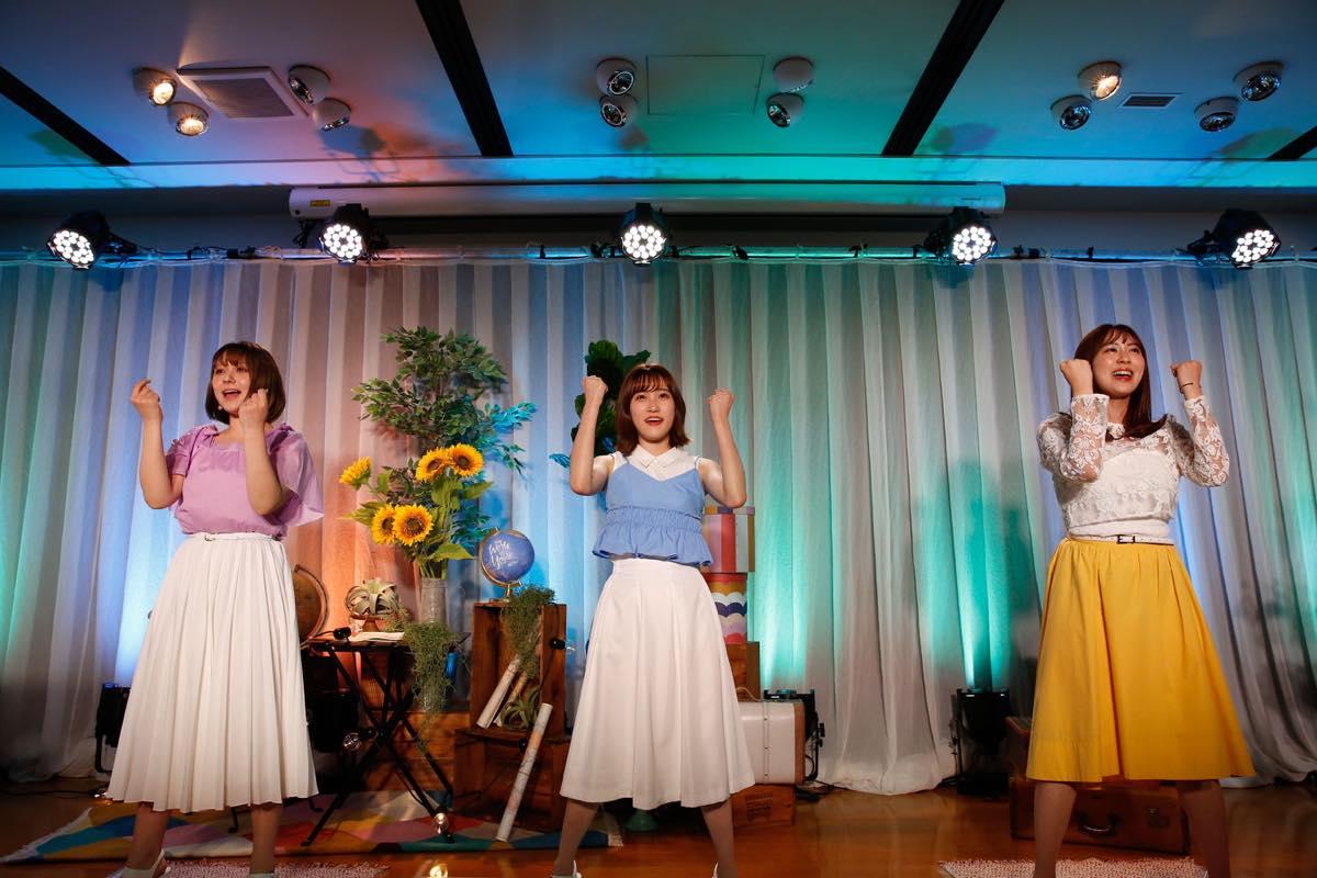 HKT48、約3か月ぶりのLIVE開催!「レッスン場」から生配信!【写真10枚】の画像007
