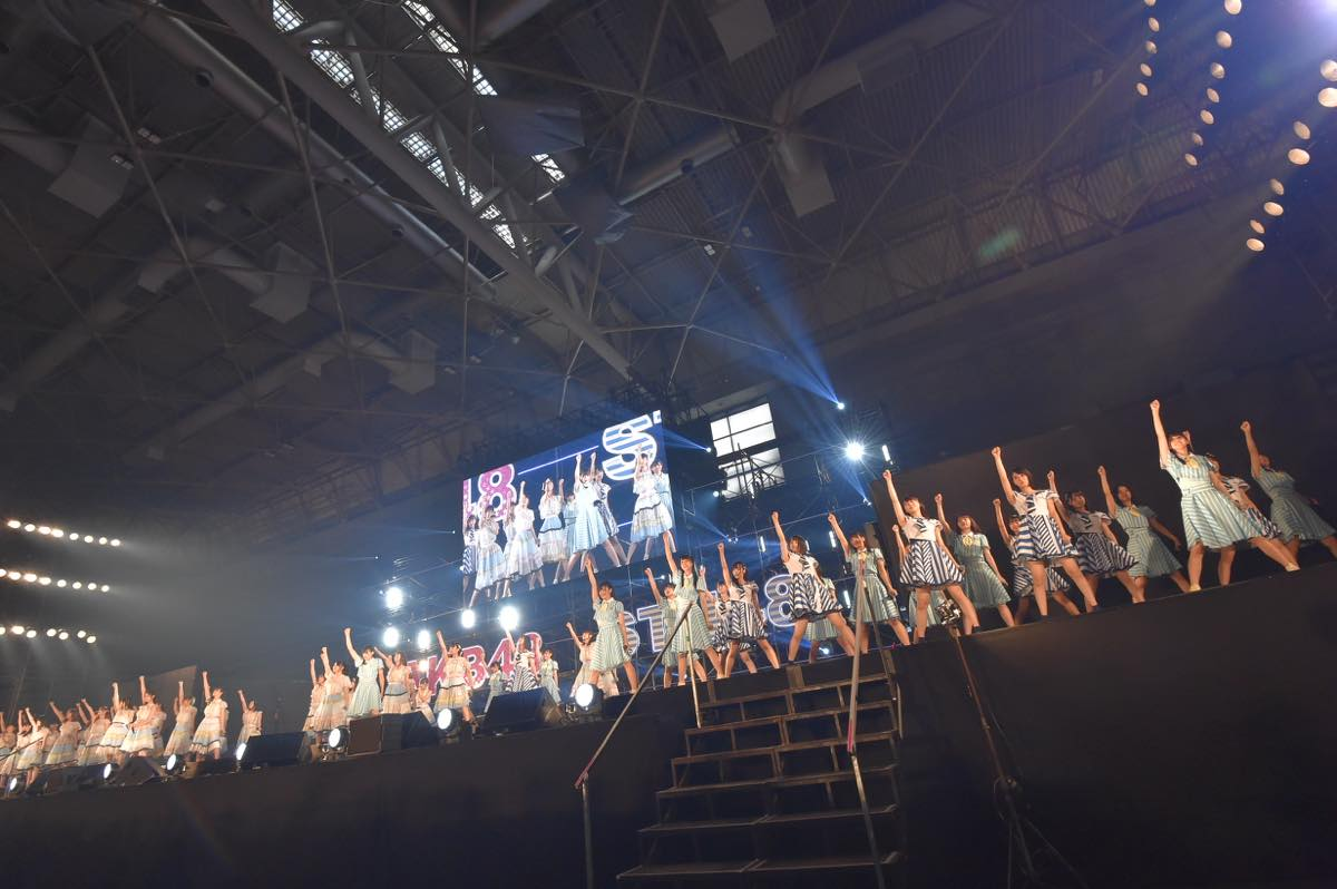 AKB48とSTU48が合同握手会開催!STU48の全国ツアー開催も発表【写真20枚】の画像005