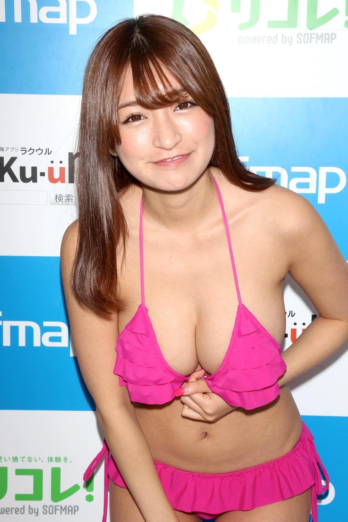 ☆HOSHINO「シャツがどんどん透けちゃう」エプロンはほぼ裸!【写真35枚】の画像019