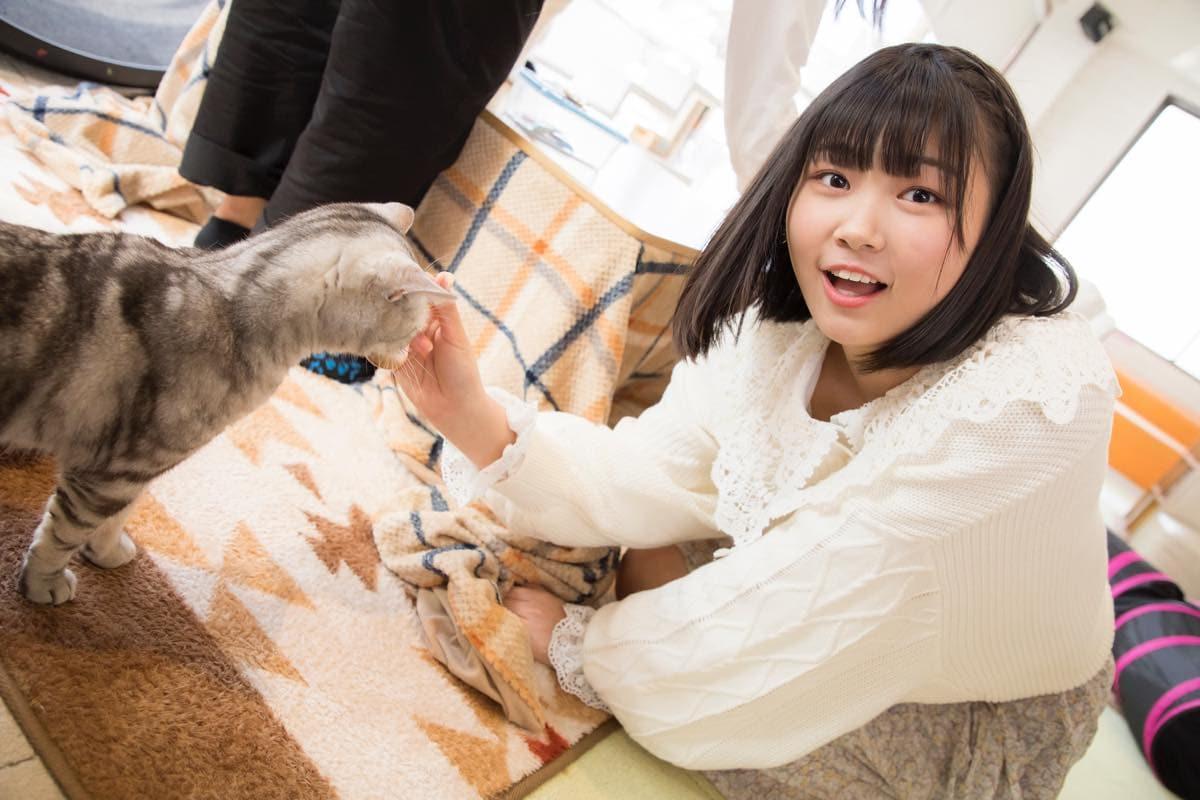 小澤愛実「猫に愛されることはできるのか」【写真48枚】【連載】ラストアイドルのすっぴん!vol.19の画像006