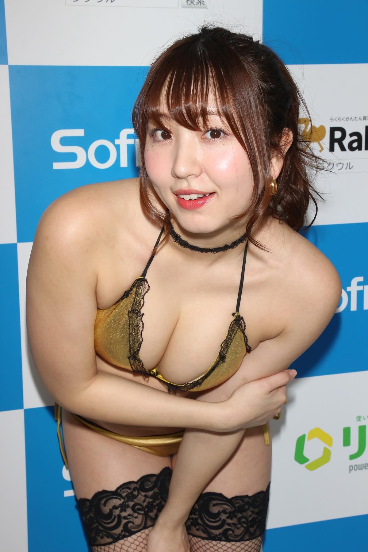 椎名香奈江のグラビア水着ビキニ画像020