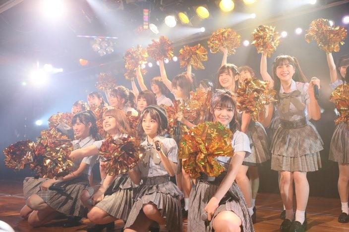 AKB48チーム8結成5周年記念特別公演リポート【写真6枚】の画像