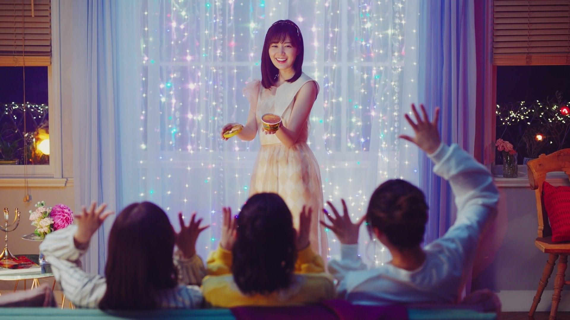 乃木坂46出演「「明治エッセルスーパーカップSweet's」新CMが放送開始!の画像008