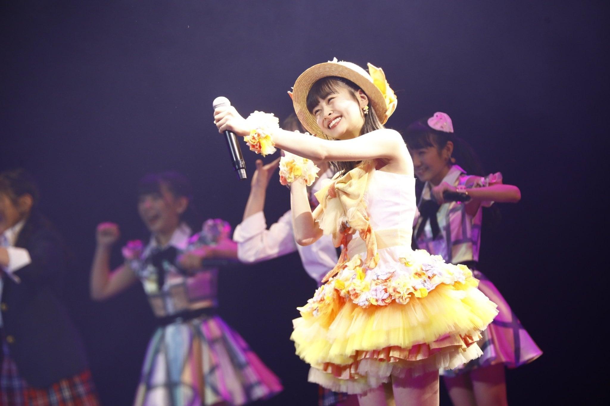 HKT48の若手メンバー、〈F24〉の公演が満員御礼!【写真20枚】の画像013
