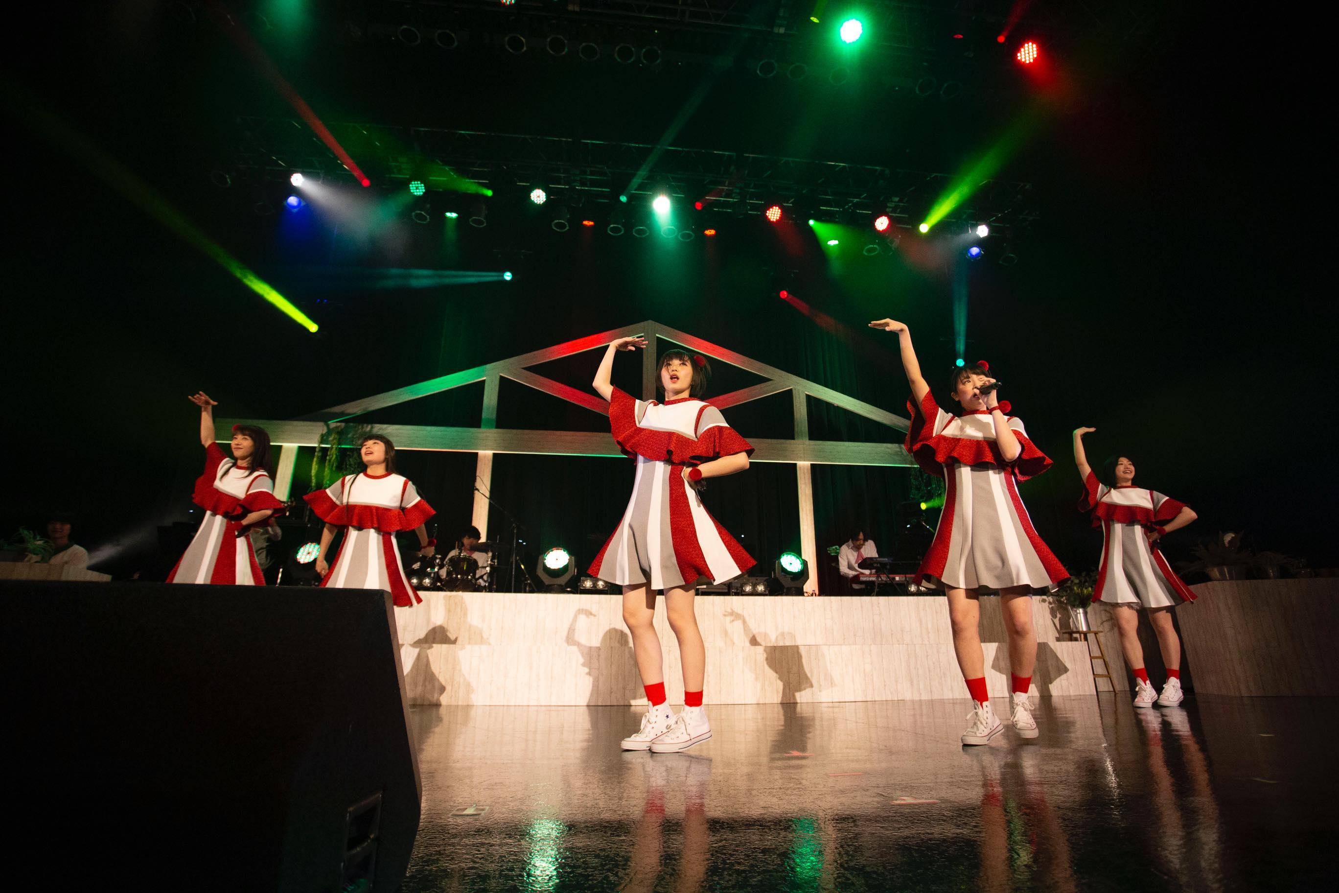 私立恵比寿中学・Negiccoの魅力がバンドで盛り盛り!「エビネギ2」レポート【写真9枚】の画像003