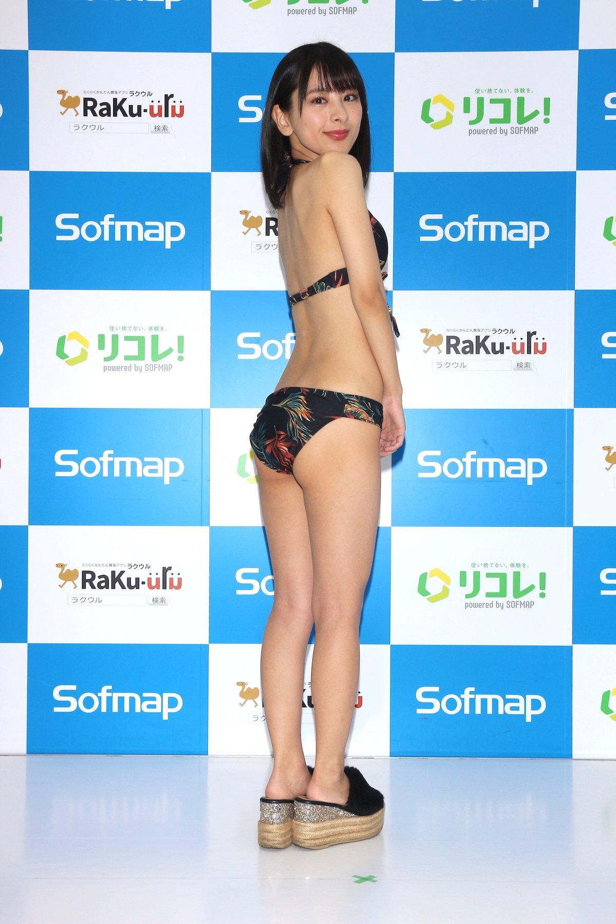 牧野澪菜「144cmのセクシーボディ」スクール水着でやらかしちゃった【画像61枚】の画像010