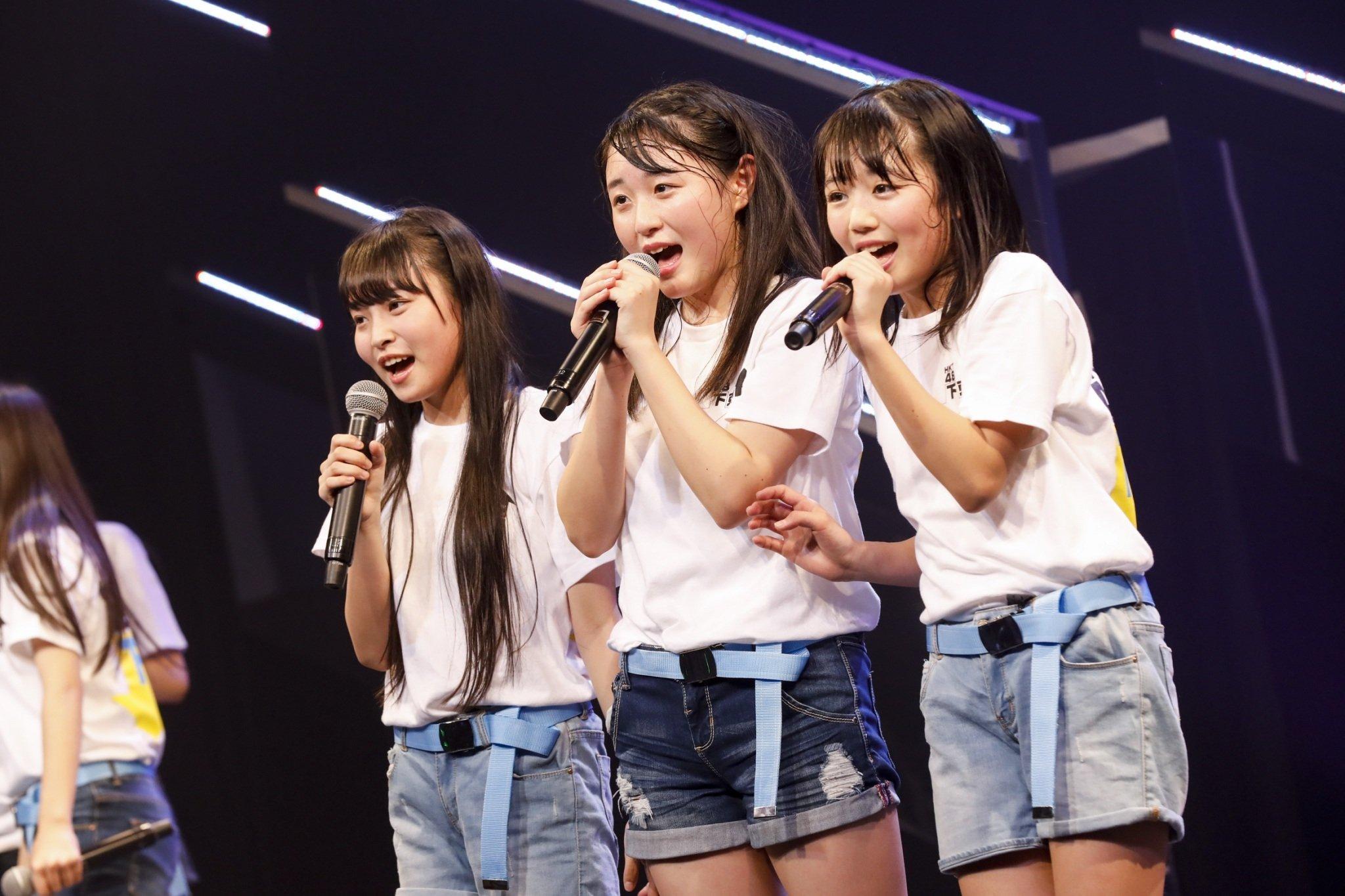 HKT48研究生初の公演「脳内パラダイス」が開幕!【写真15枚】の画像004
