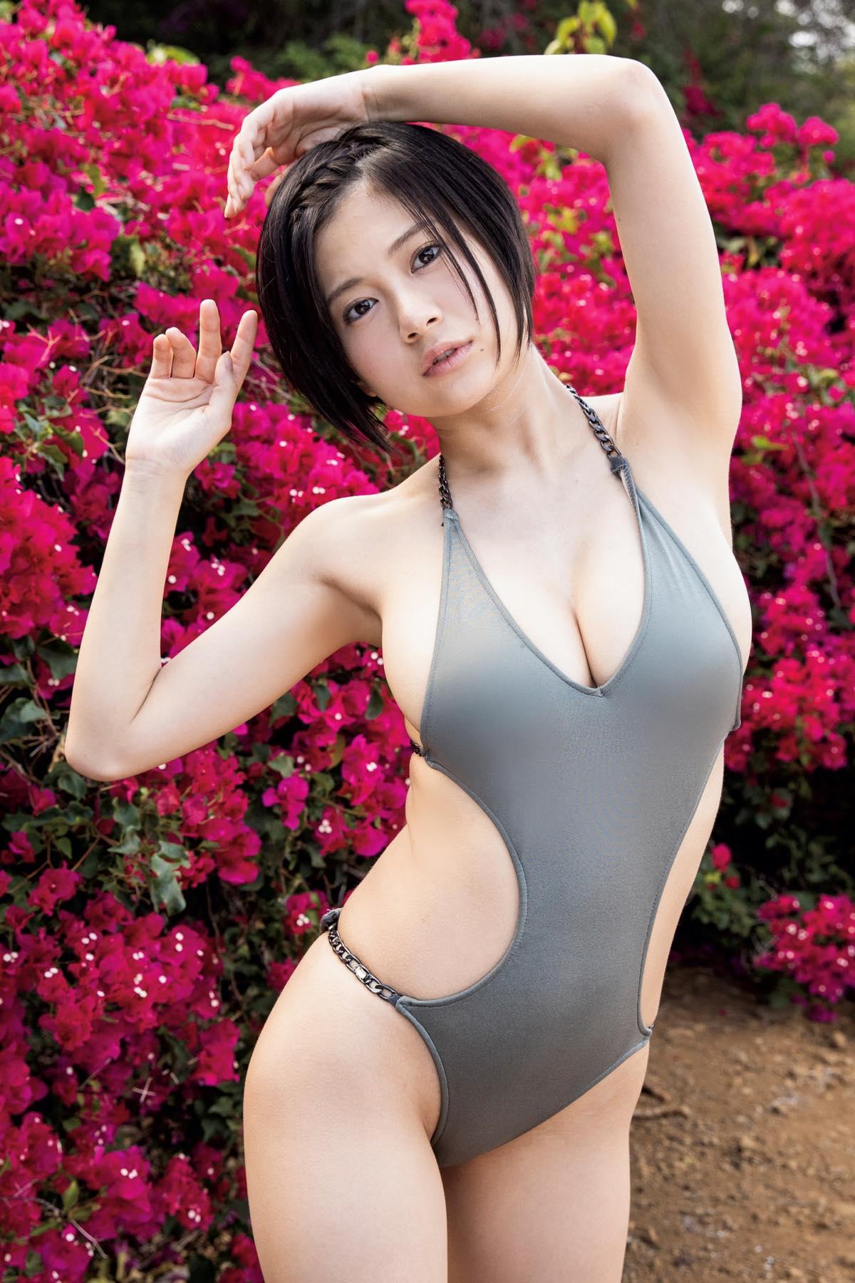 RaMu「胸だけデカい」148cmミニマムボディ【写真8枚】の画像003