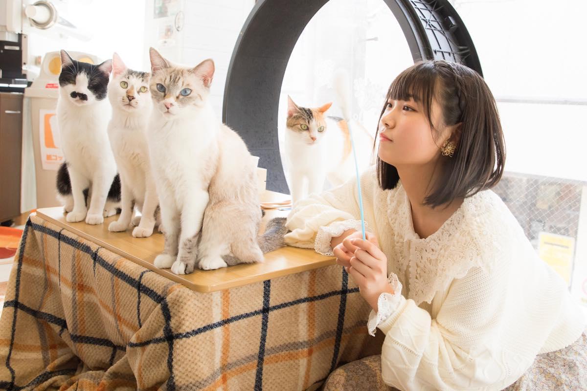 小澤愛実「猫に愛されることはできるのか」【写真48枚】【連載】ラストアイドルのすっぴん!vol.19の画像028
