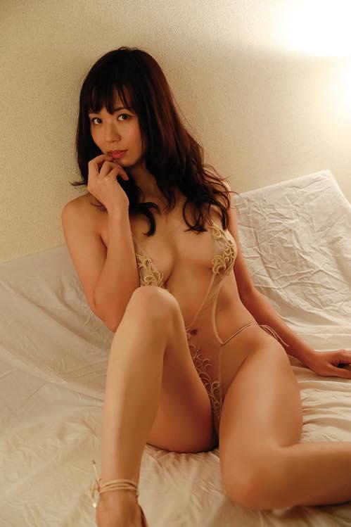 柳川あい「現役看護師」が、Fカップ泡ブラに挑戦!【写真9枚】の画像004