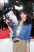 【綾瀬奈々/灯日いつか/初見あんな】東京オートサロン2020を彩った美女たち#8【写真6枚】の画像006