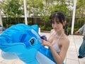 """NMB48上西怜""""グループ屈指の美バスト""""ビキニ姿を披露にファン「いつもメロメロだよ」【画像2枚】の画像002"""
