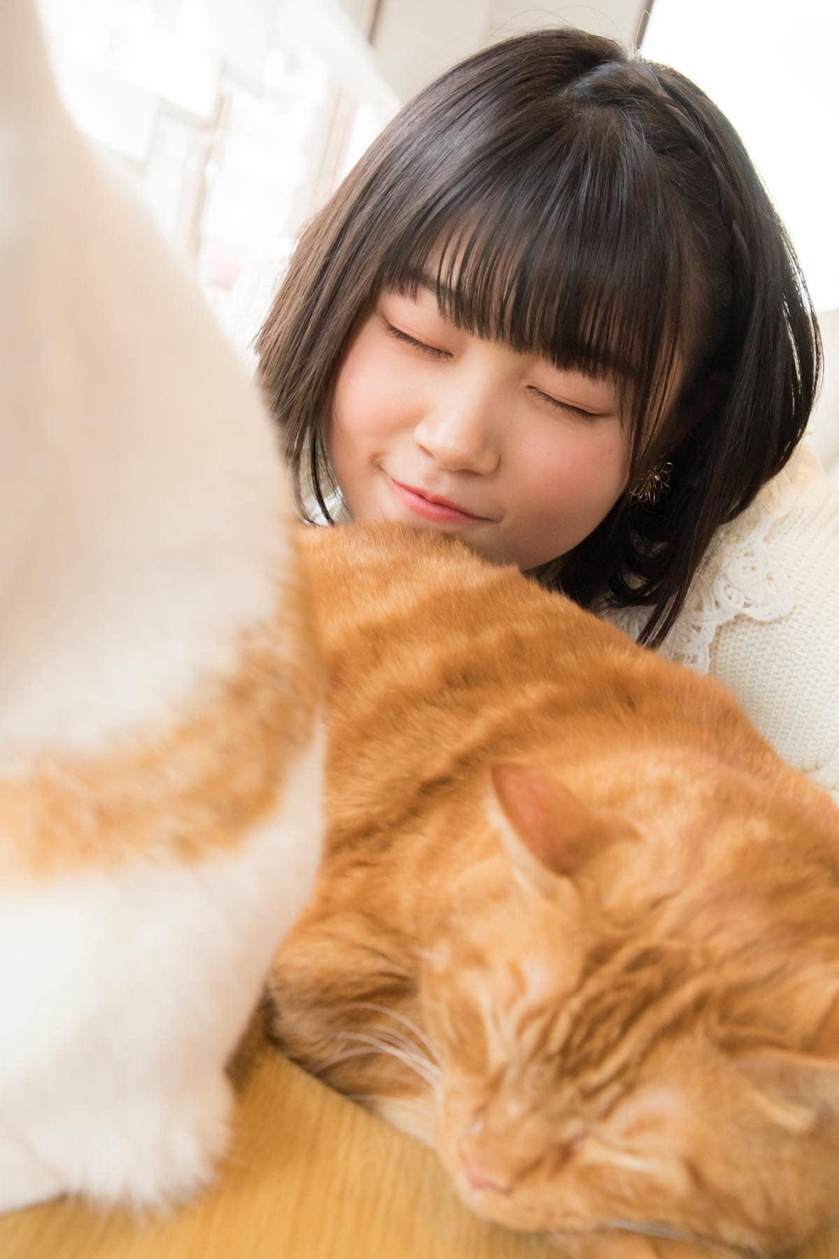 小澤愛実「猫に愛されることはできるのか」【写真48枚】【連載】ラストアイドルのすっぴん!vol.19の画像037