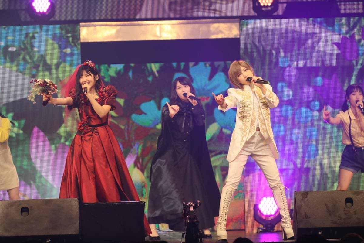 AKB48ゆうなあ(村山彩希、岡田奈々)ソロコンサートの画像10