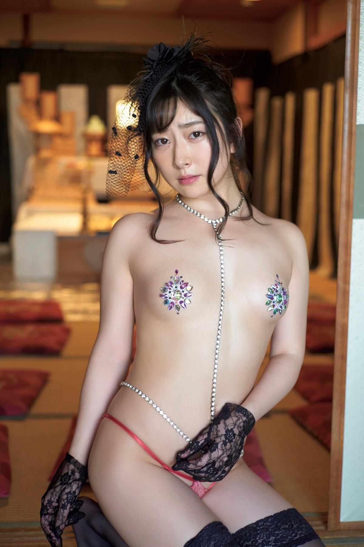 加藤圭「女優さんというのはあんまり考えてなくて。いまはやっぱり、いまの路線だけでいいかなって(笑)」【独占告白12/12】【画像42枚】の画像004