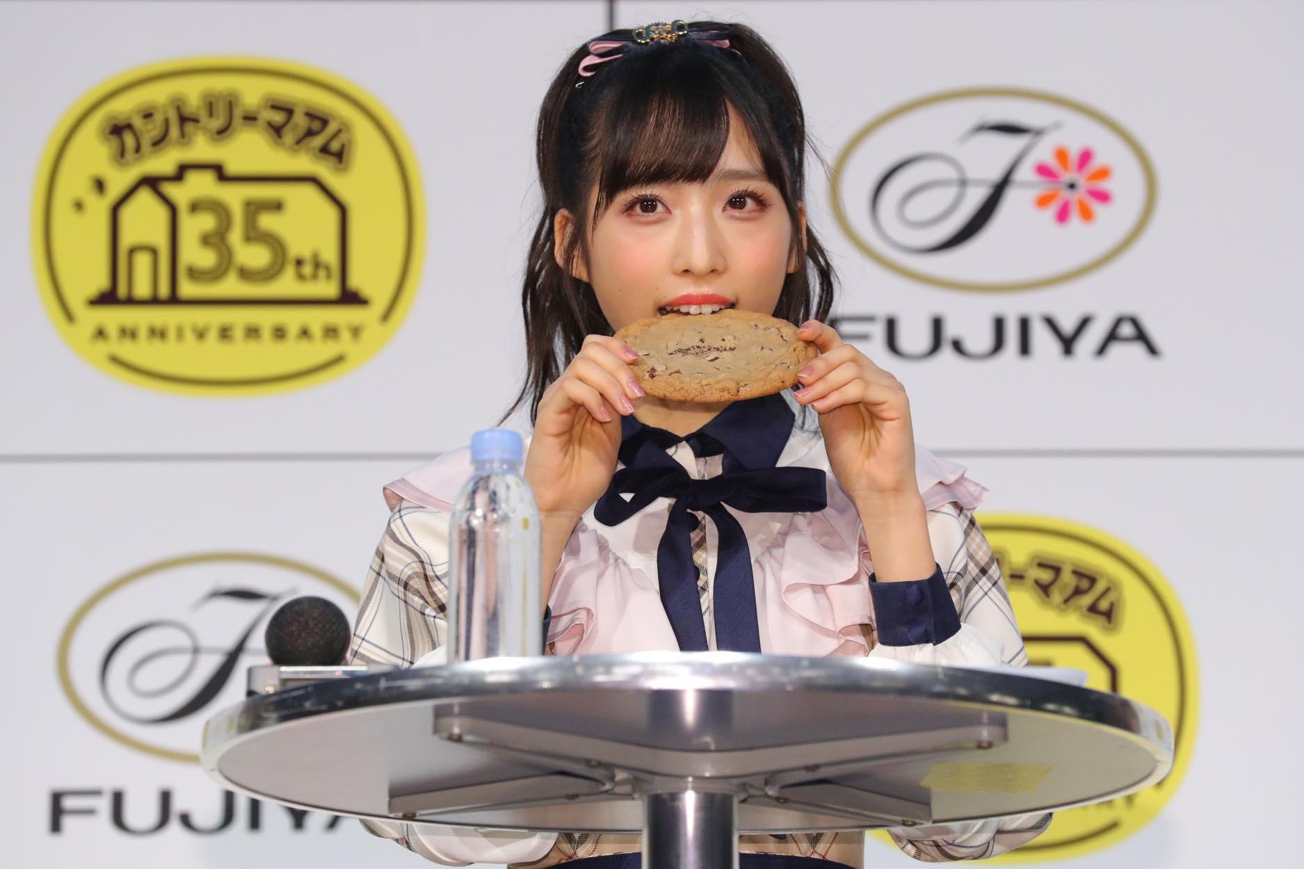 AKB48小栗有以「タピオカミルクティー味」をカントリーマアムの新味に提案【写真32枚】の画像006