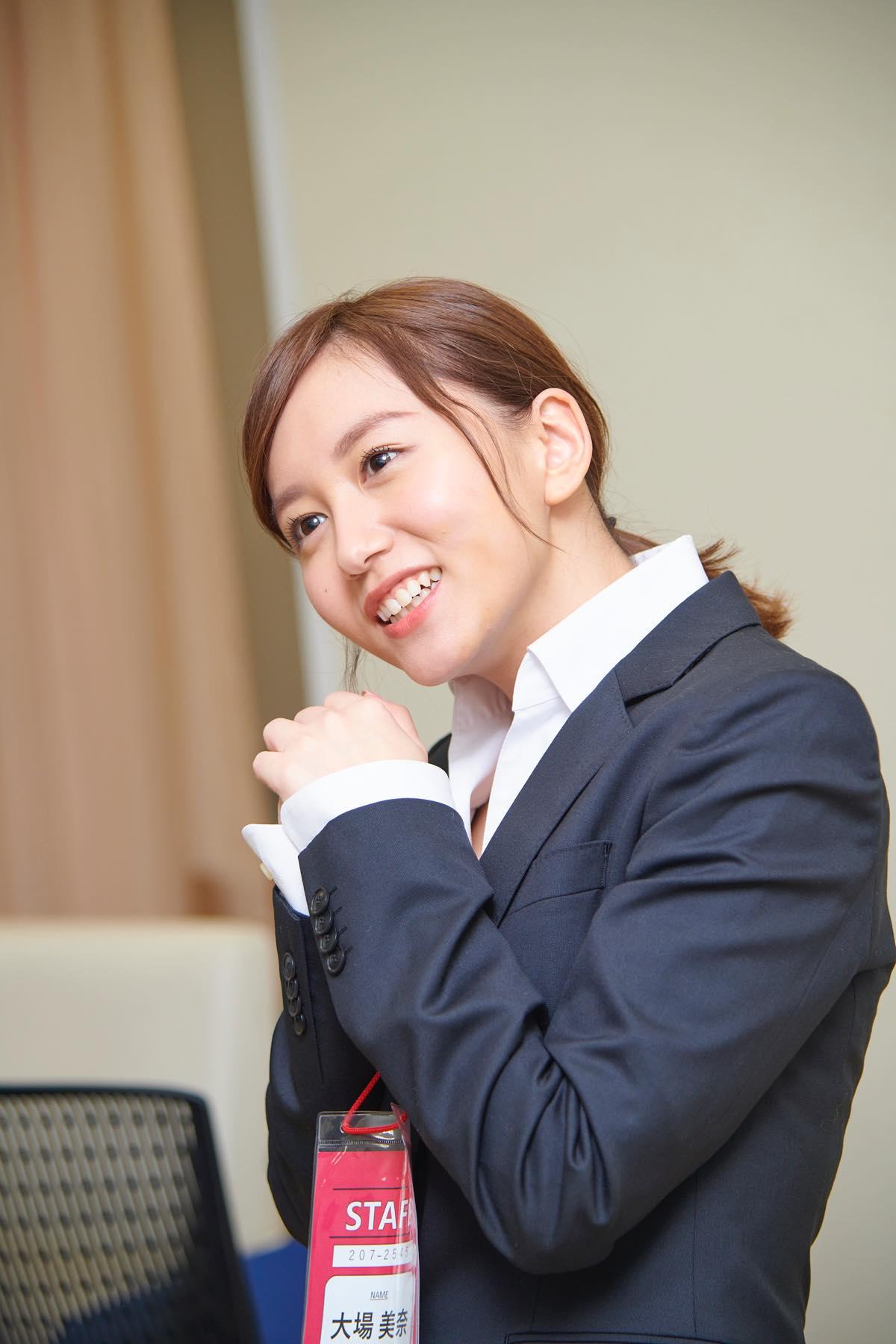 """実はコント大好き・SKE48大場美奈「ダンスの手数が多くて""""何を覚えさせてんだよ~""""って思いました」【写真23枚】独占告白1/4の画像022"""