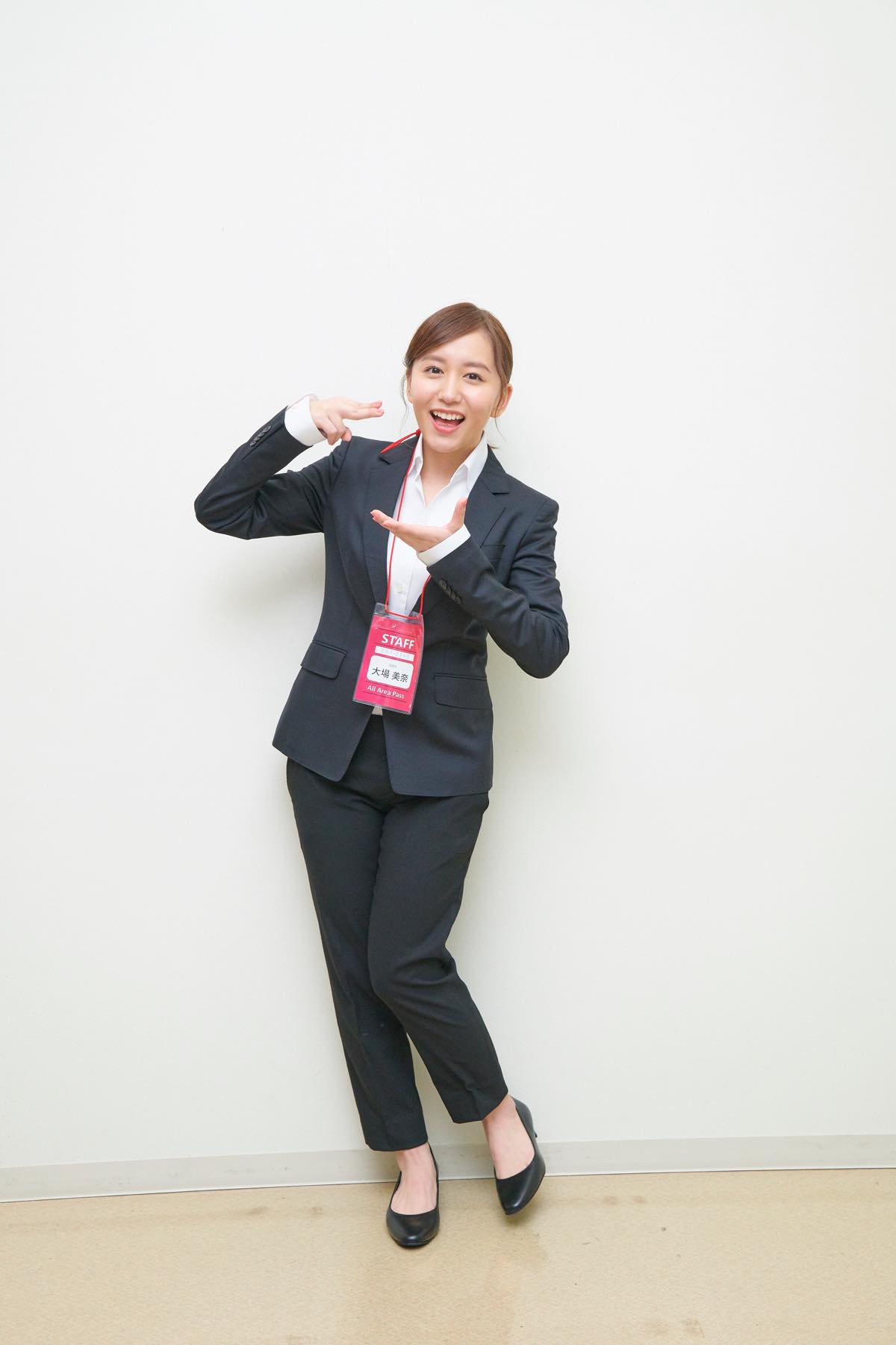 """実はコント大好き・SKE48大場美奈「ダンスの手数が多くて""""何を覚えさせてんだよ~""""って思いました」【写真23枚】独占告白1/4の画像006"""