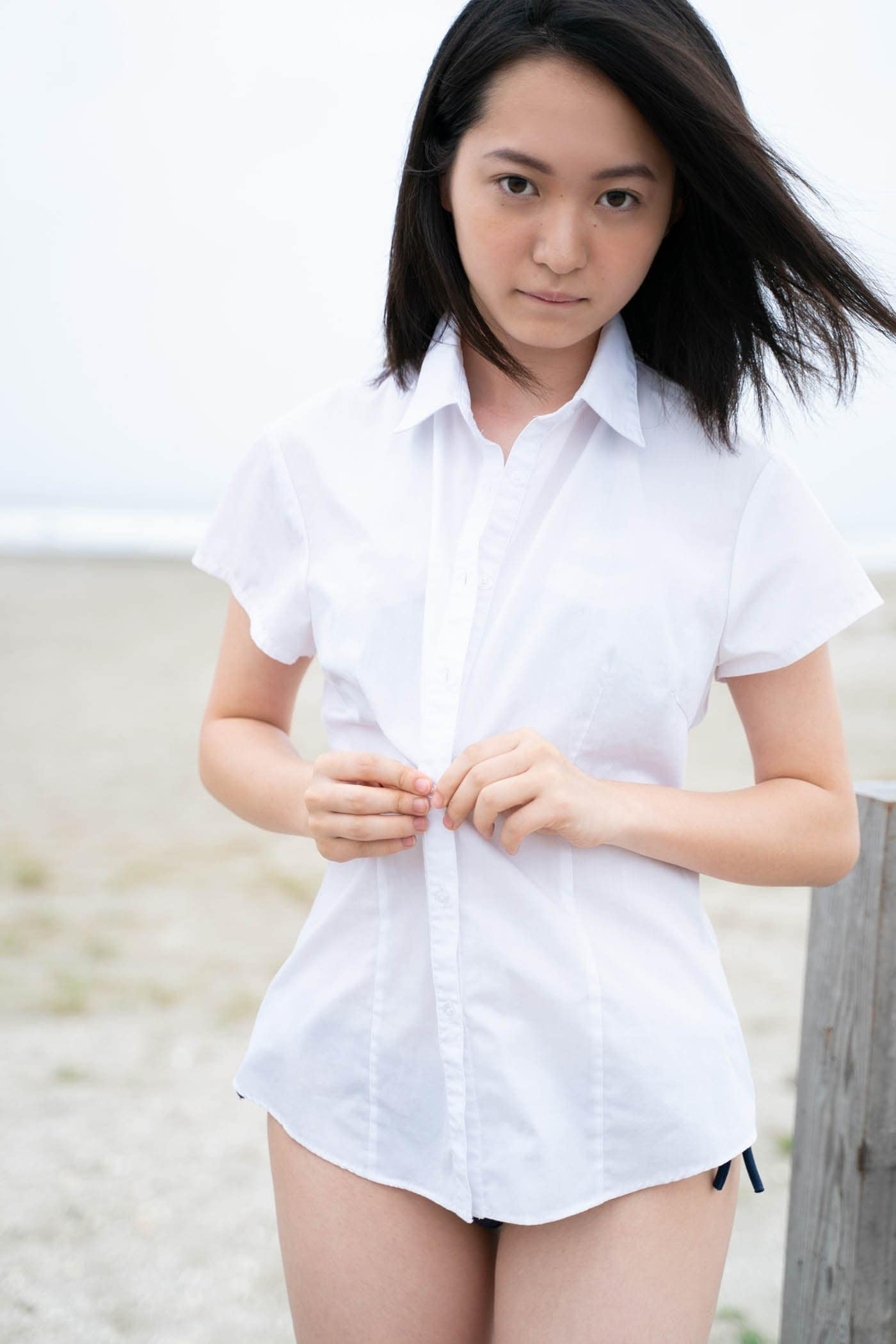 岡本桃花「17歳の健康的な水着姿」の透明感に癒やされる!【写真5枚】の画像003