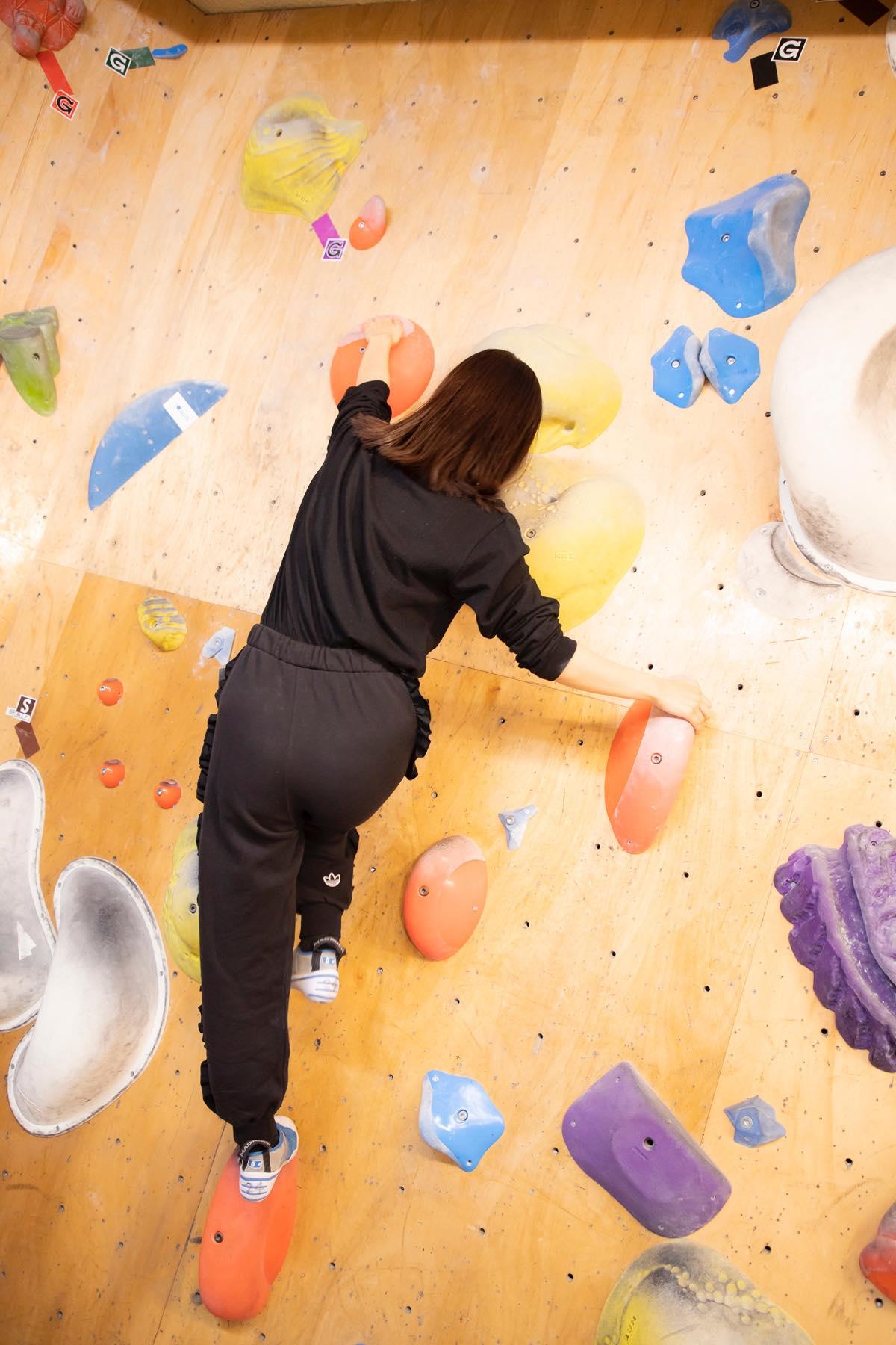鈴木遥夏「ボルダリングで自分の壁を乗り越えろ」【画像44枚】【連載】ラストアイドルのすっぴん!vol.33の画像016