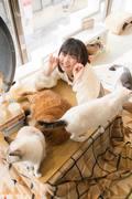 小澤愛実「猫に愛されることはできるのか」【写真48枚】【連載】ラストアイドルのすっぴん!vol.19の画像036