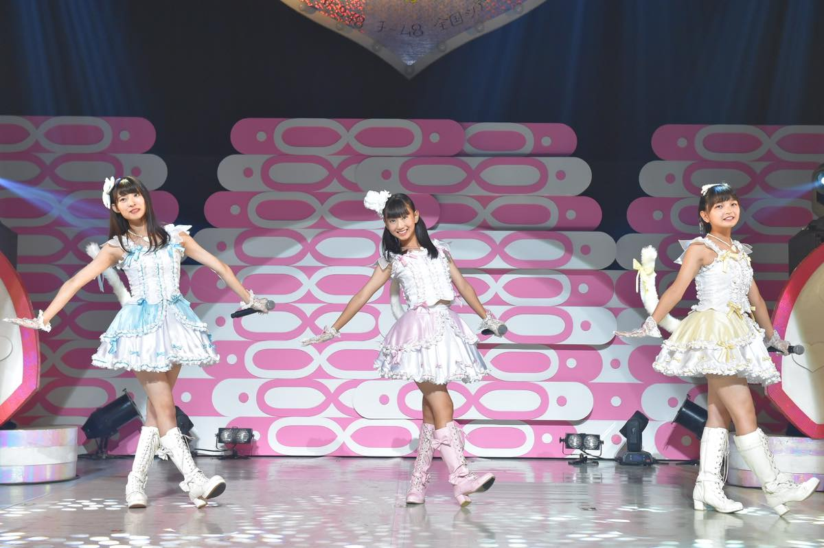 "AKB48Team8""新メンバー3名が登場!""43か所目の全国ツアー開催【写真6枚】の画像003"