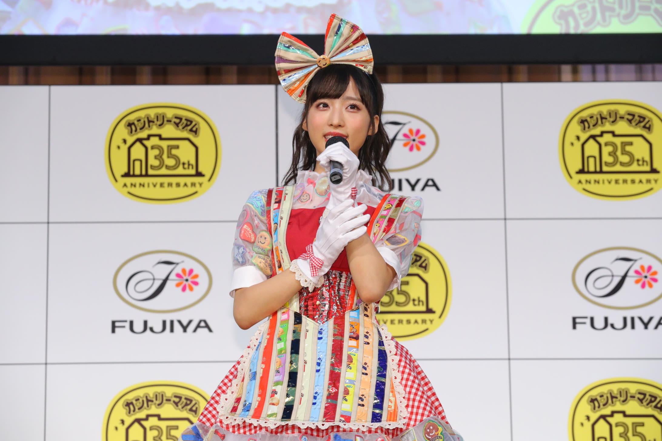 AKB48小栗有以「タピオカミルクティー味」をカントリーマアムの新味に提案【写真32枚】の画像022