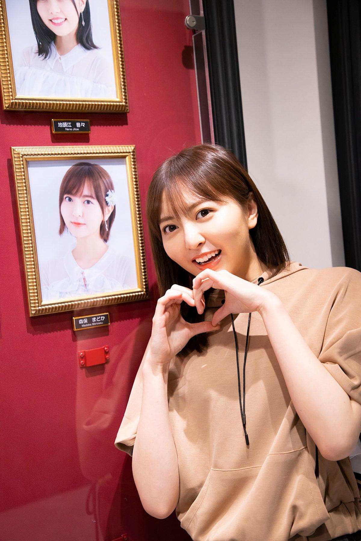 HKT48卒業の森保まどか「さまざまな表情で魅了」ラストフォトブックを発売!【画像8枚】の画像001