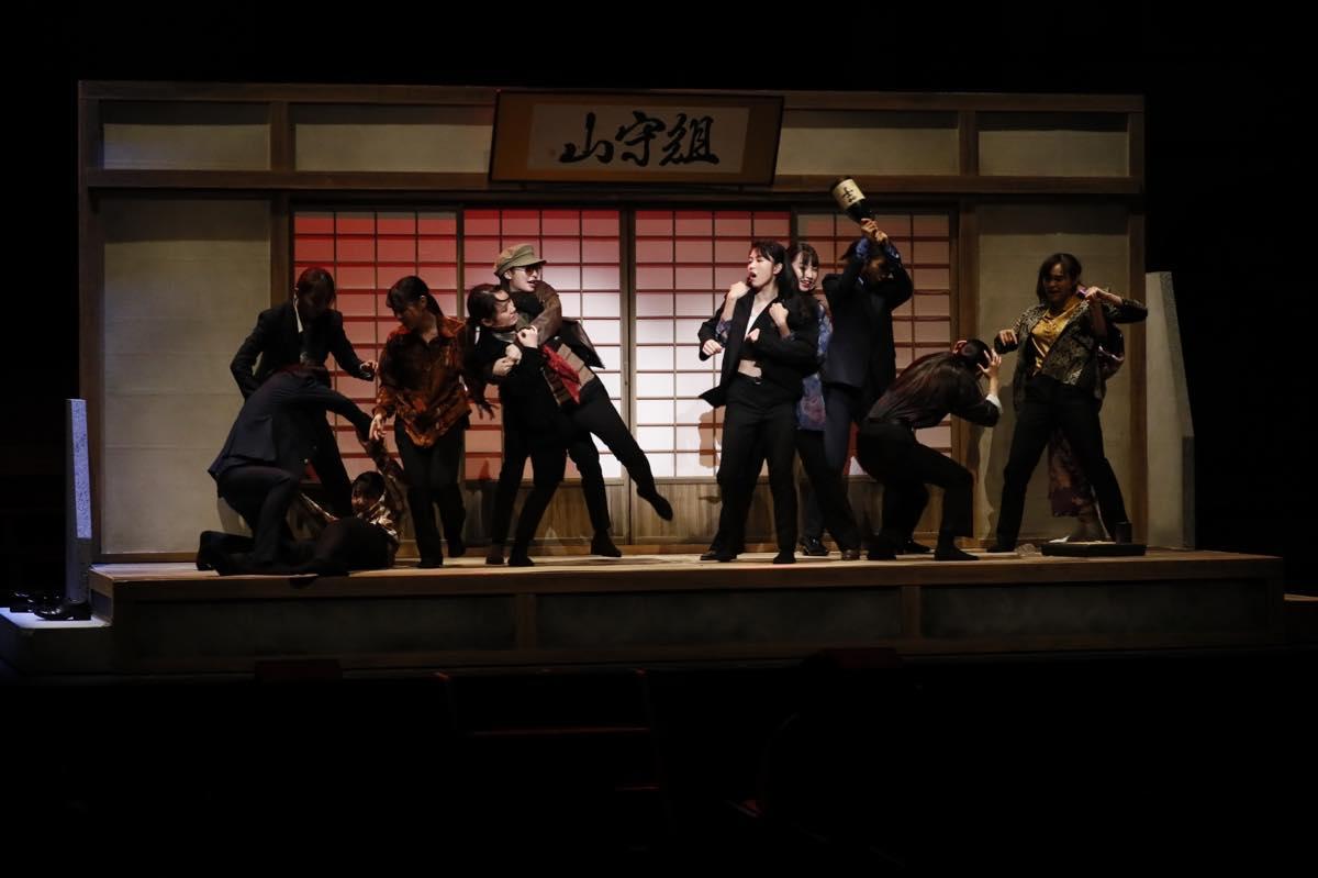 AKB48グループが集結「仁義なき戦い」公演がいよいよ開幕!【写真38枚】の画像010