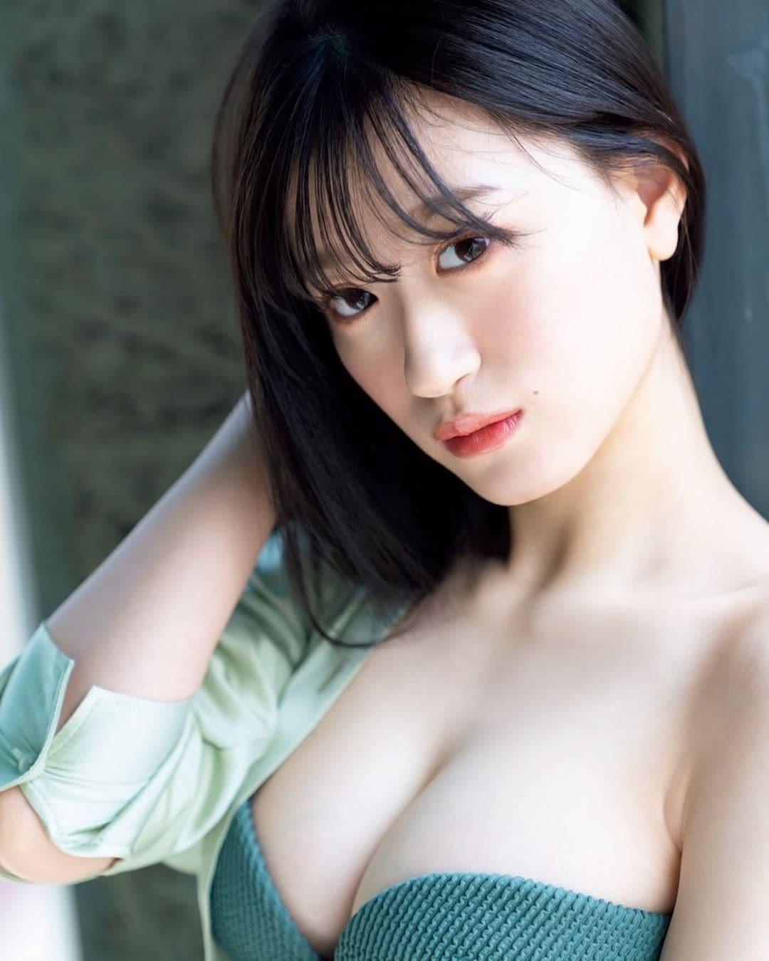 NMB48上西怜「バニーガール初体験!」オトナなグラビアでファン魅了【画像2枚】の画像001