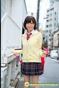 麻亜子「童顔Gカップ美女」のフレッシュ水着が炸裂!【写真5枚】の画像002