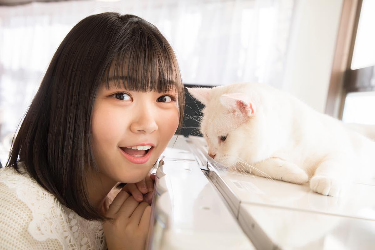 小澤愛実「猫に愛されることはできるのか」【写真48枚】【連載】ラストアイドルのすっぴん!vol.19の画像023