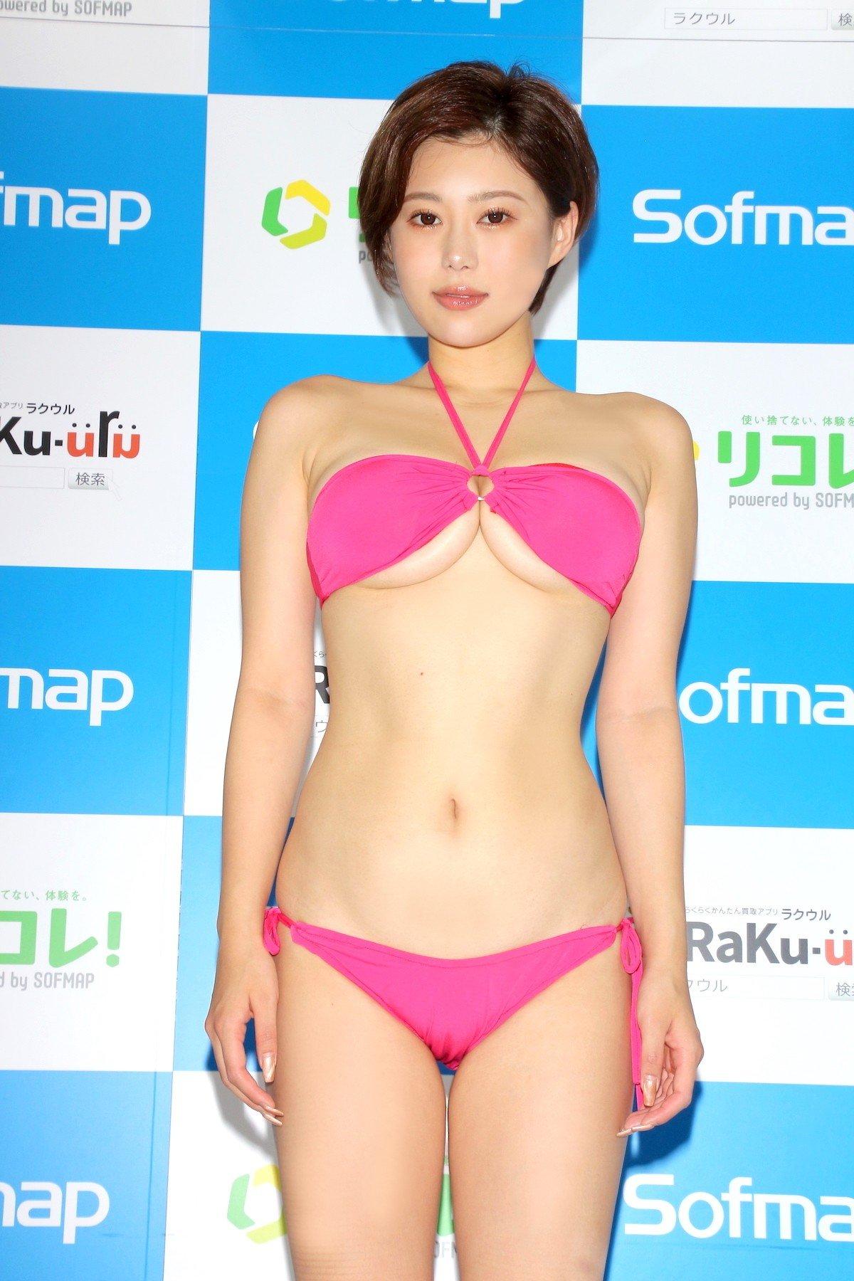 山本ゆう「裸エプロンってワードだけで」本当に何も下に着てない【画像58枚】の画像004