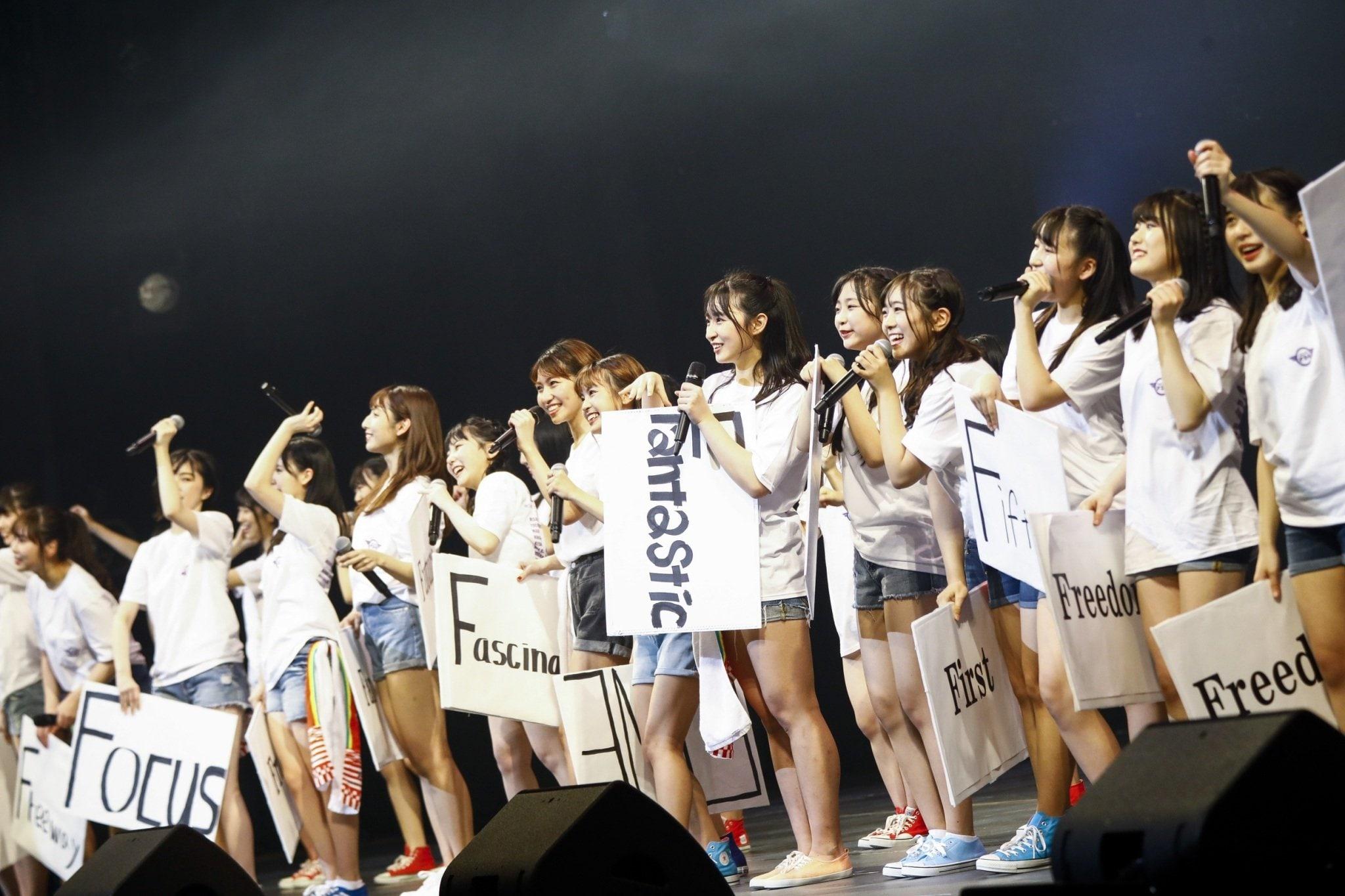 HKT48の若手メンバー、〈F24〉の公演が満員御礼!【写真20枚】の画像005