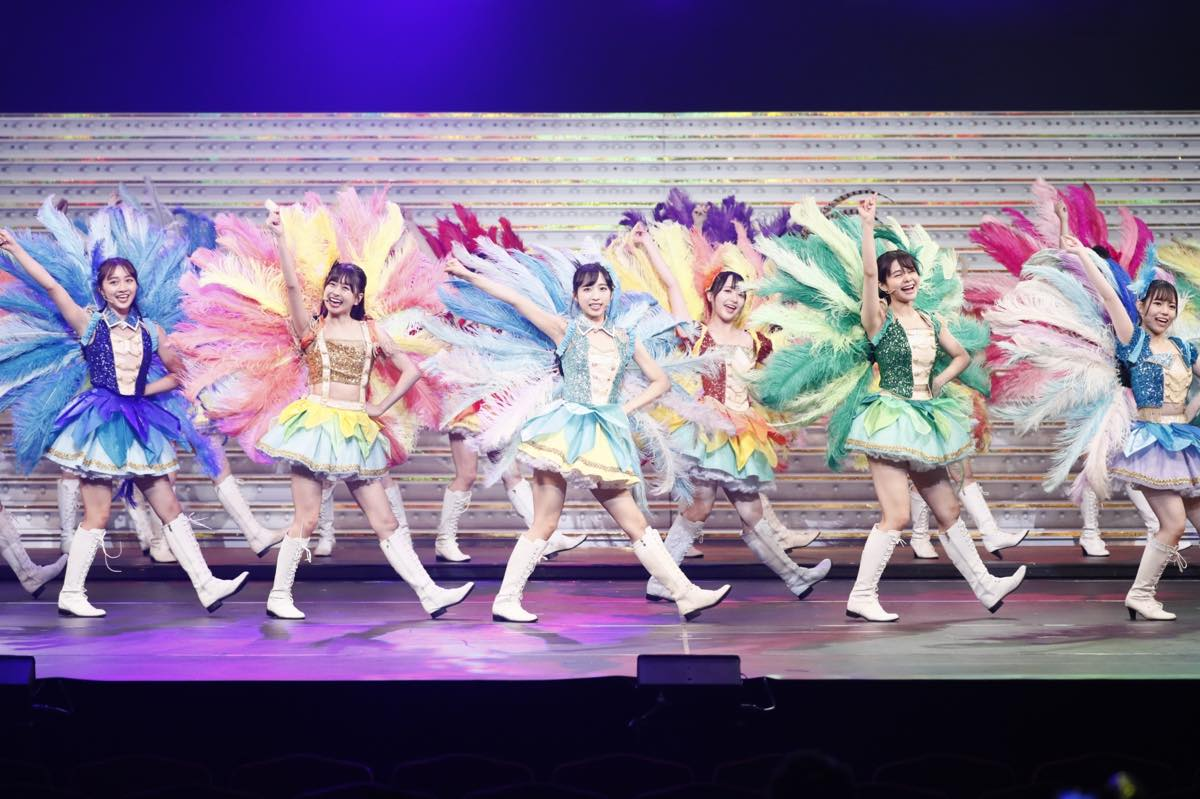 AKB48グループが集結「仁義なき戦い」公演がいよいよ開幕!【写真38枚】の画像032