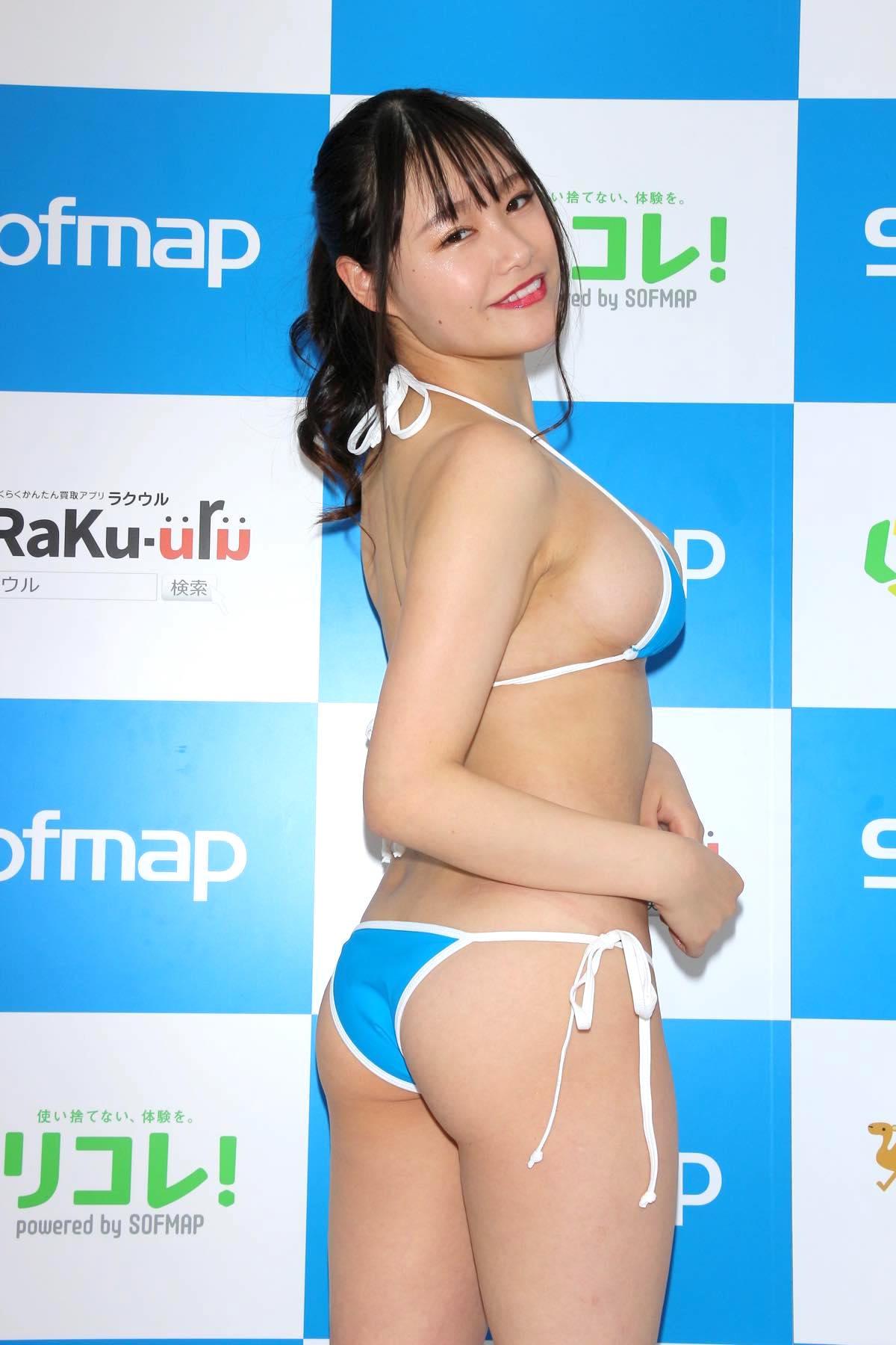 東坂みゆ「ロケット爆乳」がダンスで揺れて弾ける!【写真42枚】の画像007