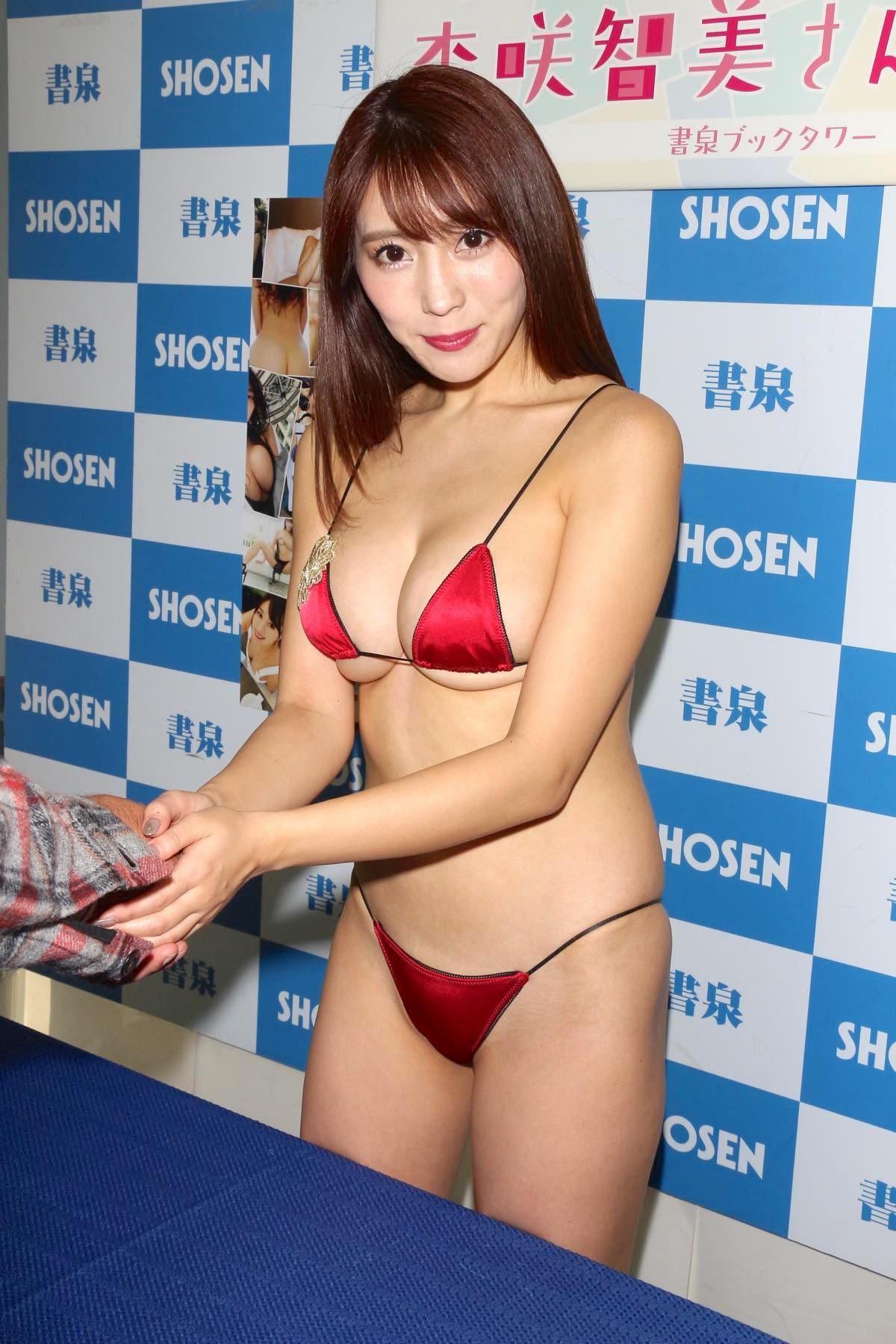 森咲智美の水着画像30