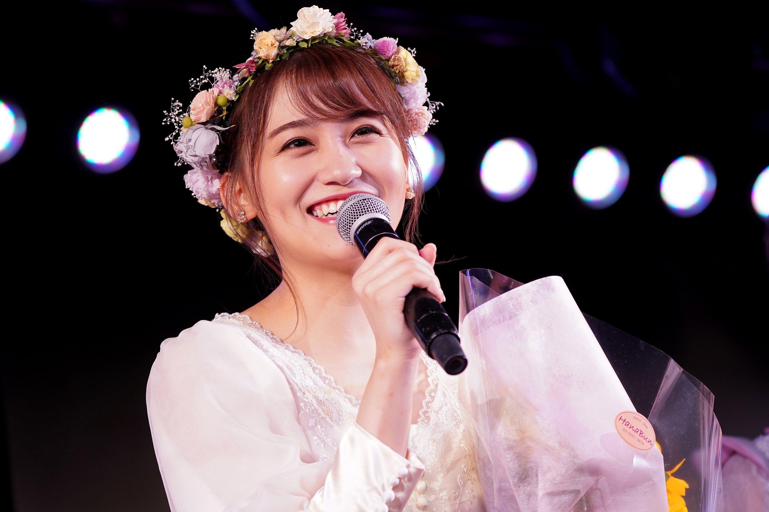 AKB48小嶋真子「みんなの笑顔が私のエネルギー」笑顔で卒業【写真10枚】の画像009