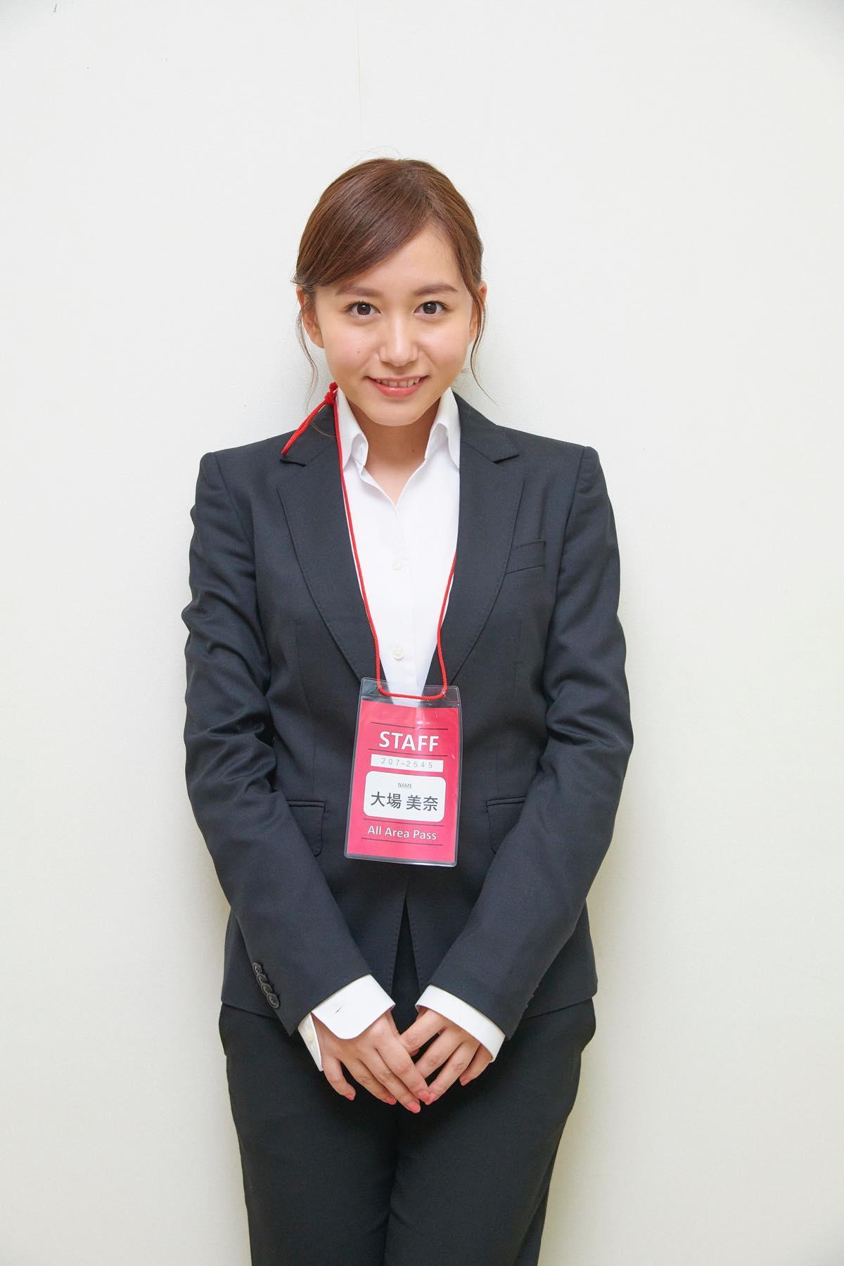 """実はコント大好き・SKE48大場美奈「ダンスの手数が多くて""""何を覚えさせてんだよ~""""って思いました」【写真23枚】独占告白1/4の画像008"""