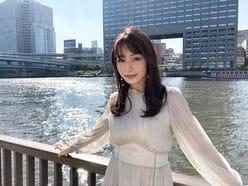 宇垣美里「シースルーな衣装で涼しげ~」マネージャーが近況を報告【画像3枚】の画像