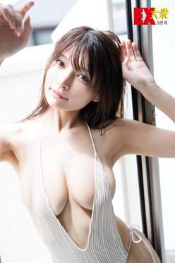 似鳥沙也加の本誌未掲載カット11枚を大公開!【EX大衆9月号】の画像