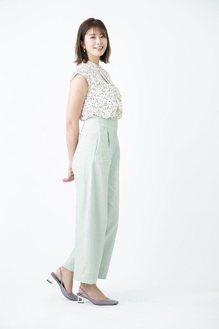 稲村亜美「下着は仕事のときは支障のないもの、衣装に響かないものを着ていきます」【写真7枚】ズバリ本音で美女トーク3/6の画像