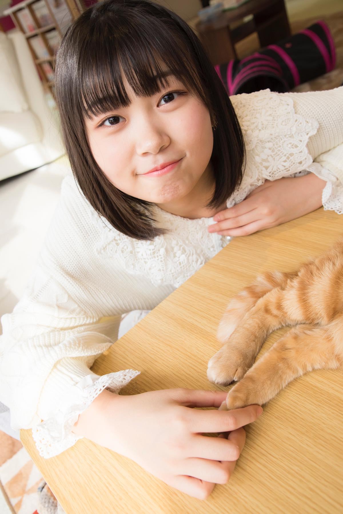 小澤愛実「猫に愛されることはできるのか」【写真48枚】【連載】ラストアイドルのすっぴん!vol.19の画像047