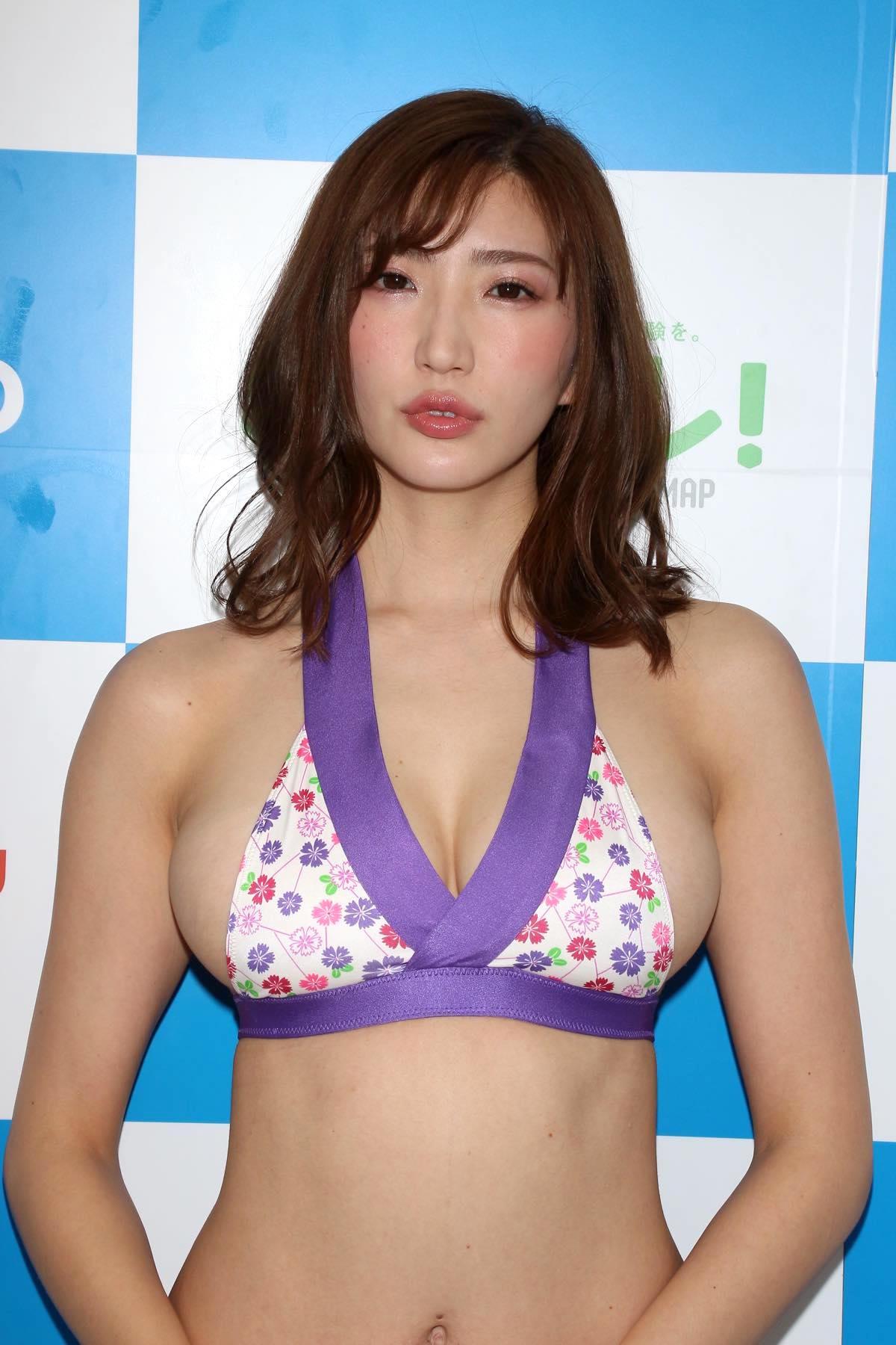 松嶋えいみのグラビア水着ビキニ画像012